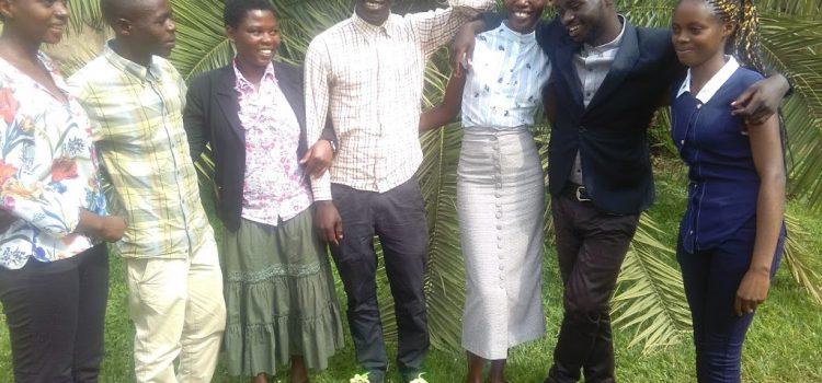 Encuentro con los universitarios financiados por AUDE  África.